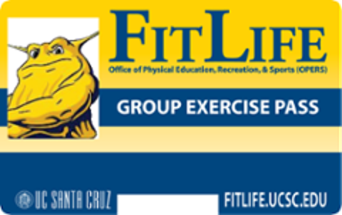 Example of FitLife Group Exercise Pass