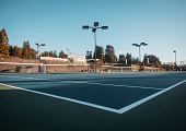 East Tennis Courts
